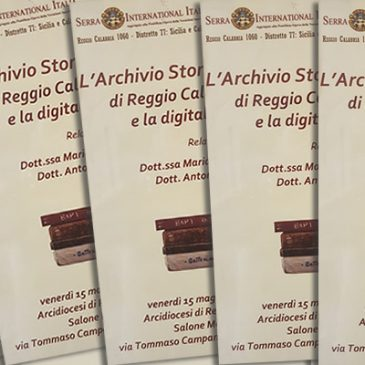 Diocesan Historical Archive and Digitization