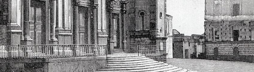 archivi parrocchiali di Reggio Calabria