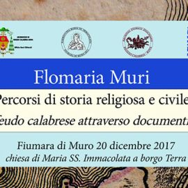 Exhibition on civil and religious life in Fiumara di Muro