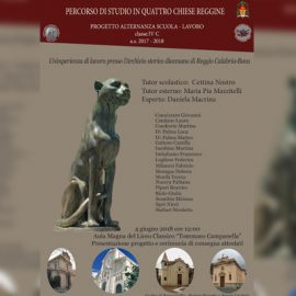 The Reggio churches through the documents of the Historical Diocesan Archive of Reggio-Bova