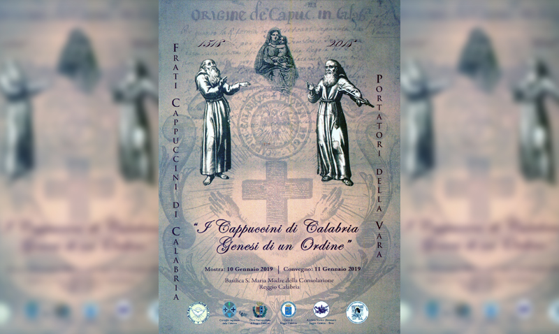 "Exhibition: ""The Capuchins of Calabria"""