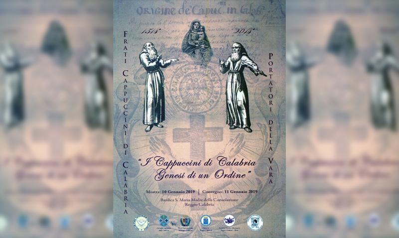 "Mostra:  ""I Cappuccini di Calabria"""